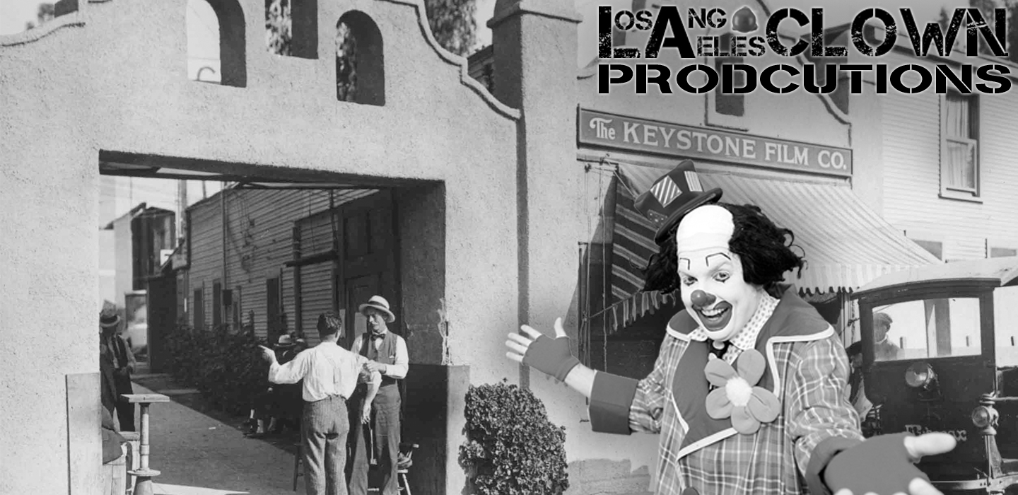 Gilly's into film and TVLos Angeles Clown Productions